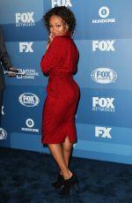 NICOLE BEHARIE at Fox Network 2015 Programming Upfront in New York