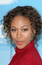 NICOLE BEHARIE at Fox Network 2015 Programming Upfront in New York
