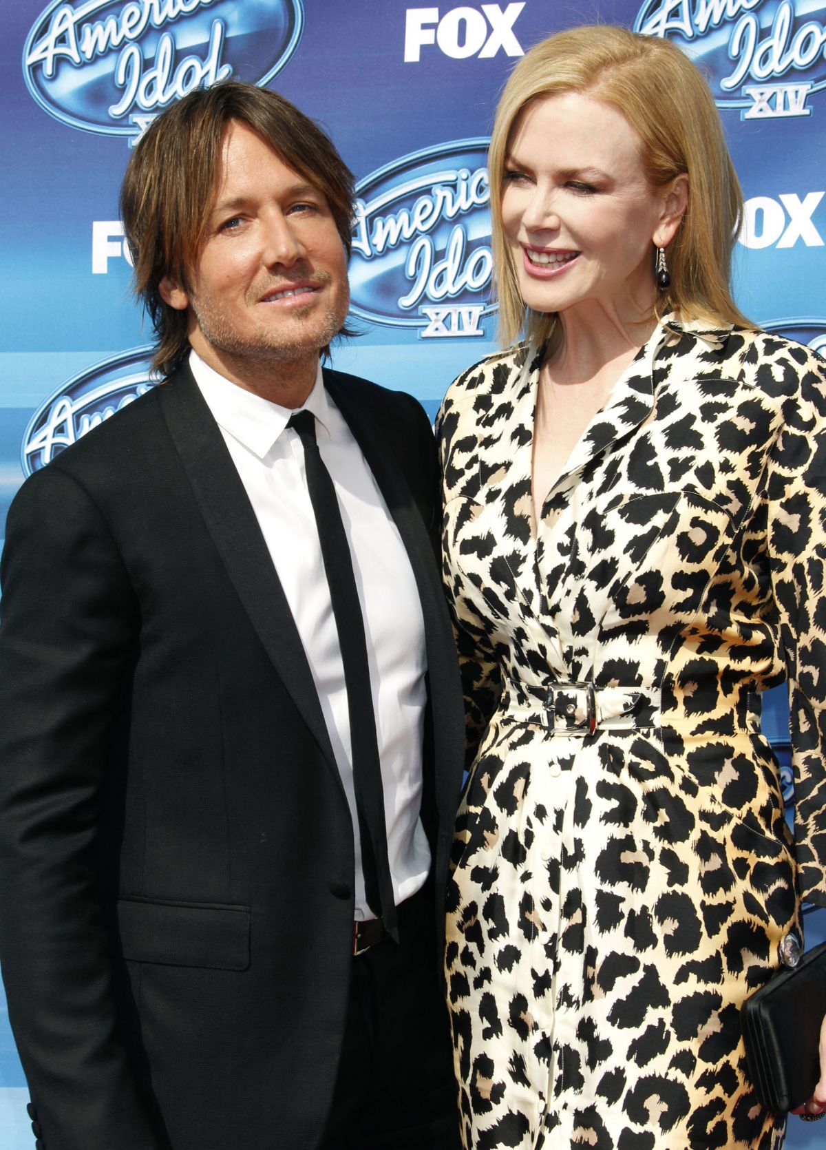 NICOLE KIDMAN at American Idol XIV Grand Finale in Hollywood