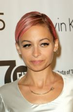 NICOLE RICHIE at Future of Fashion Runway Show in New York