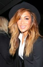 NICOLE SCHERZINGER Arrives at Craig