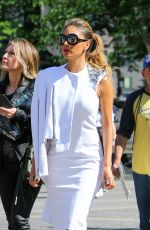 NICOLE SCHERZINGER at Central Park in New York 05/22/2015