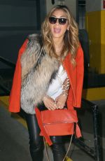 NICOLE SCHERZINGER at SiriusXM Studios in New York 05/22/2015