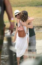 NIKKI REED and Ian Somerhalder at Honeymoon in Mexico