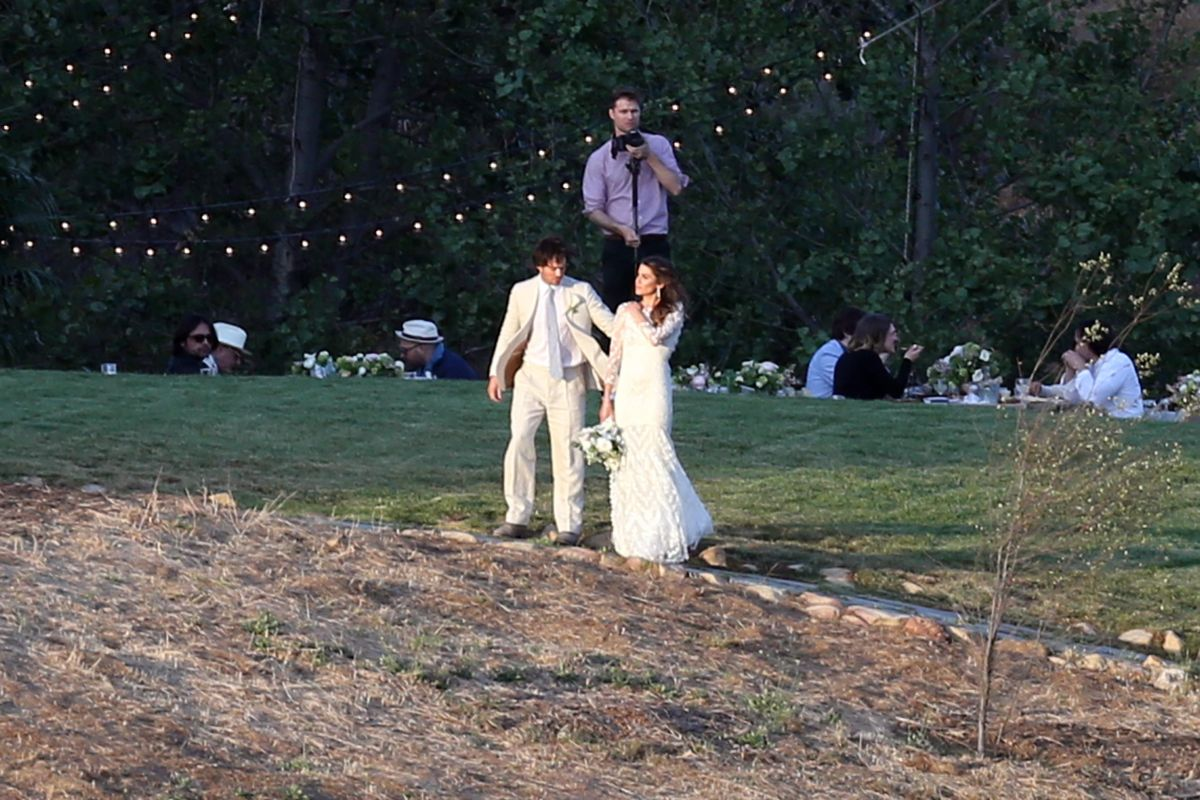 Nikki ian wedding