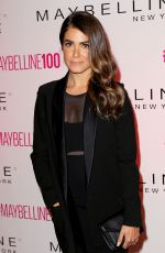 NIKKI REED at Maybelline New York's 100 Year Anniversary in New York