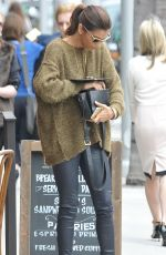 NIKKI REED Out and About in Beverly Hills 05/14/2015
