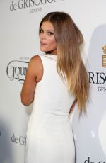 NINA AGDAL at De Grisogono Party in Cannes