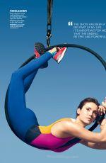 NINA DOBREV in Self Magazine