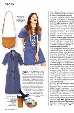 OLGA KURYLENKO in Glamour Magazine, Spain May 2015 Issue