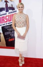 OLIVIA HOLT at Hot Pursuit Premiere in Hollywood