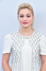 OLIVIA HOLT at Tomorrowland Premiere in Anaheim