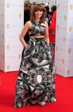 OPHELIA LOVIBOND at BAFTA 2015 Awards in London