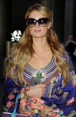 PARIS HILTON at Los Angeles International Airport 05/10/2015