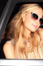 PARIS HILTON Night Out in Cannes 05/18/2015