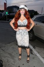 PHOEBE PRICE Arrives at Craig