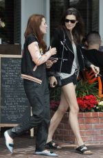PHOEBE TONKIN Out to Lunch in Los Angeles 05/09/2015