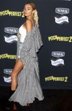 PIA MIA PEREZ at Pitch Perfect 2 Premiere in Los Angeles