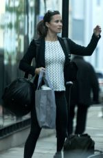 PIPPA MIDDLETON Out and About in London 04/30/2015