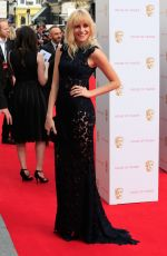 PIXIE LOTT at BAFTA 2015 Awards in London