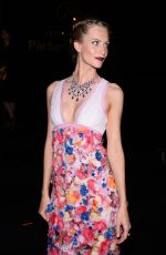 POPPY DLEVINGNE at Soiree Chopard Gold Party in Cannes