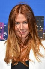 POPPY MONTGOMERY at Marvel Universe Live! Celebrity Premiere in Inglewood