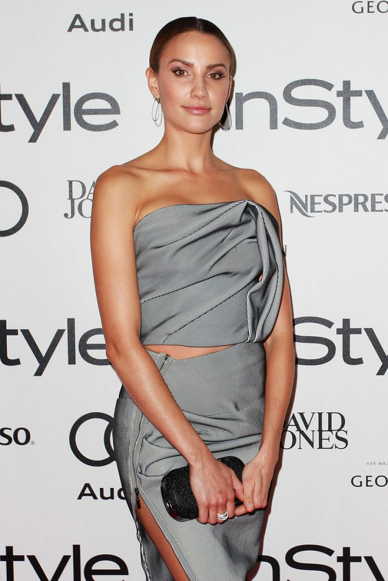 RACHEL FINCH at 2015 Women of Style Awards in Sydney