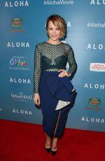 RACHEL MCADAMS at Aloha Screening in West Hollywood 05/27/2015