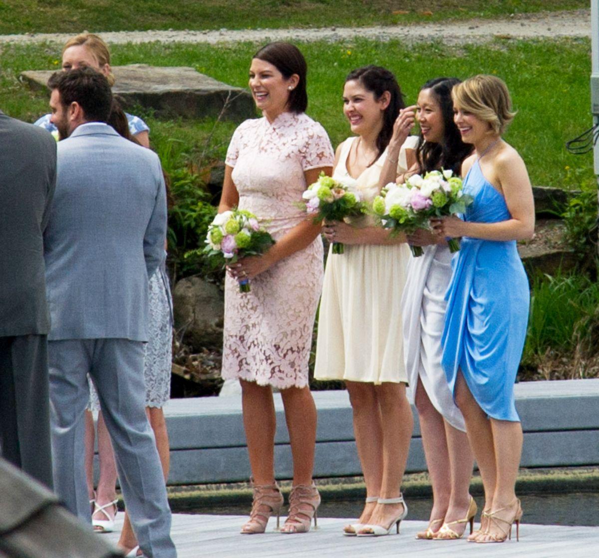 Rachel zinn wedding