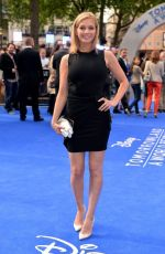 RACHEL RILEY at Tomorrowland Premiere in Llondon