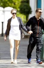 RACHEL RILEY Out and About in L05/05/2015