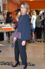 RACHEL STEVENS at Folli Follie Flagship Store Opening in London