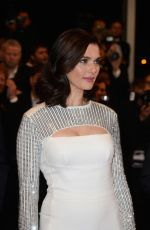 RACHEL WEISZ at the The Lobster Premiere at 2015 Cannes Film Festival