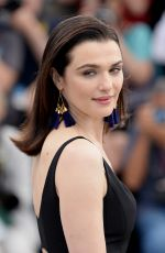 RACHEL WEISZ at the The Lonster Photocall in Cannes