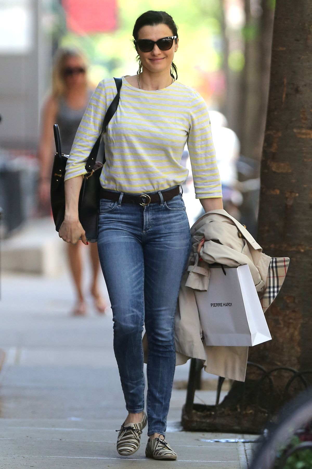 Rachel Weisz Out And About In New York 05 07 2015 Hawtcelebs