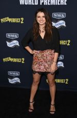 REBECCA BLACK at Pitch Perfect 2 Premiere in Los Angeles