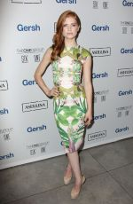 REBECCA RITTENHOUSE at 2015 Gersh Upfronts Party in New York