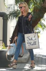 REESE WITHERSPOON in Jeans Out in Beverly Hills 05/28/2015