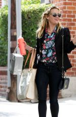 REESE WITHERSPOON Leaves Her Office in Beverly Hills 05/29/2015
