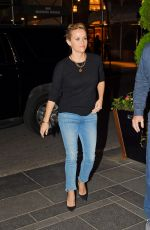 REESE WITHERSPOON Night Out in New York 05/03/2015