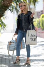 REESE WITHERSPOON Out Shopping in Beverly Hills 05/28/2015