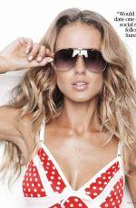 RENEE SOMERFIELD in Maxim Magazine, Australia May 2015 Issue