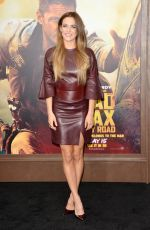 RILEY KEOUGH at Mad Max: Fury Road Premiere in Hollywood