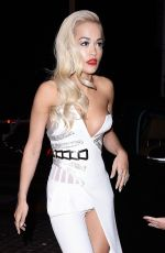 RITA ORA Arrives at Hotel Marriott in Cannes 05/21/2015