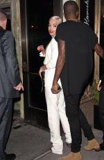 RITA ORA at Diamond Horseshoe in New York 05/04/2015