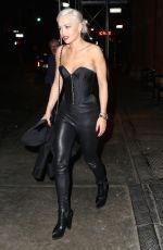 RITA ORA Night Out in New York 05/05/2015