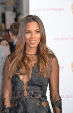 ROCHELLE HUMES at British Academy Television Awards in London