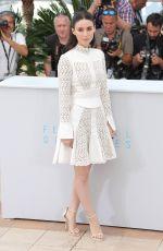 ROONEY MARA at Carol Photocall at Cannes Film Festival