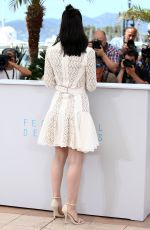 ROONEY MARA at Carol Photocall at Cannes Film Festival