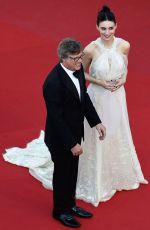 ROONEY MARA at Carol Premiere at Cannes Film Festival